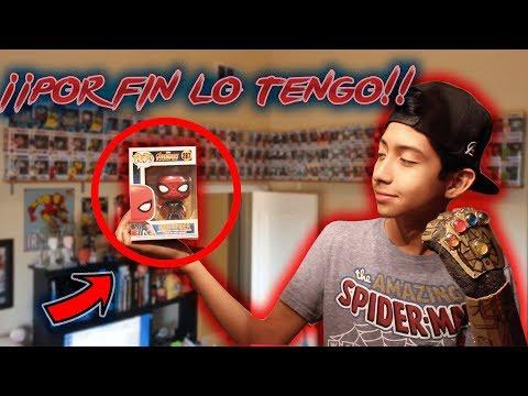 ENCONTRÉ EL FUNKO POP DE IRON SPIDER!! / UNBOXING - IVANSPIDEY