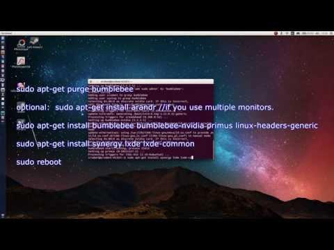 Nvidia Optimus Ubuntu 14.04 Install