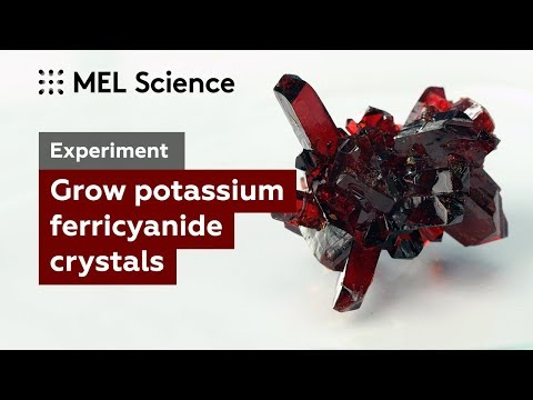 How to grow 3 crystals from 1 substance (Easy experiment)