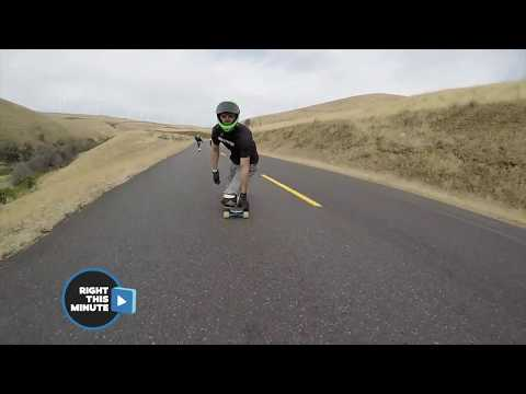 Man Conquers Skateboarding After Losing His Legs