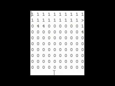 3d grid walking (rough Java concept)