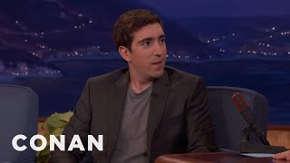 Jeff Bauman On Life After The Boston Marathon Bombing  - CONAN on TBS