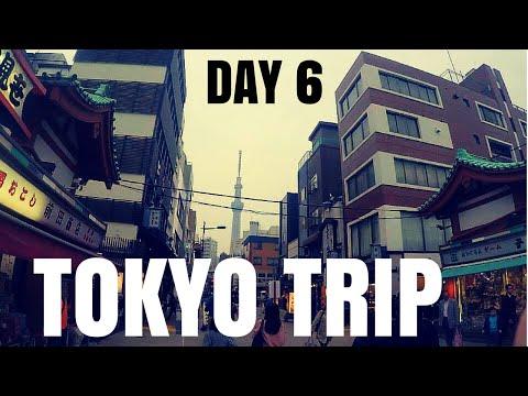 TOKYO TRIP Day 6 - Ueno, Asakusa and SKYTREE