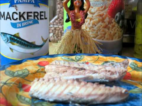 secret to cooking canned mackerel
