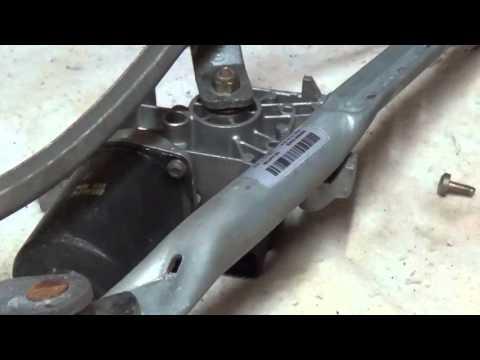 DIY - Windshield Wiper Motor Replacement
