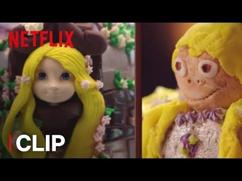 Nailed It   Clip: Princess Cake Gone Wrong [HD]   Netflix