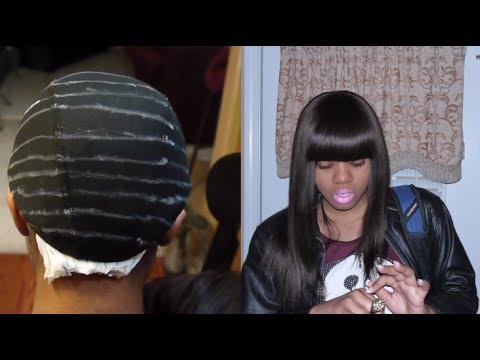 Create the Perfect Wig } Sensational Brazilian Kertain Remi Live Hair