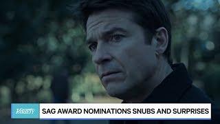 SAG Award Nominations - Snubs and Surprises