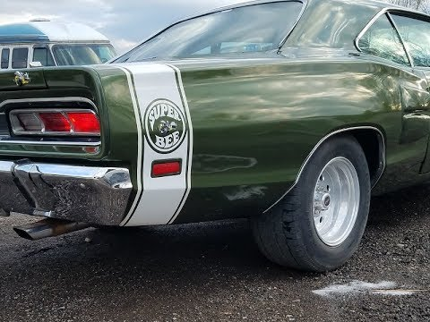 1969 Dodge Coronet Superbee for sale N96 Numbers matching $29,500 810-691-2664