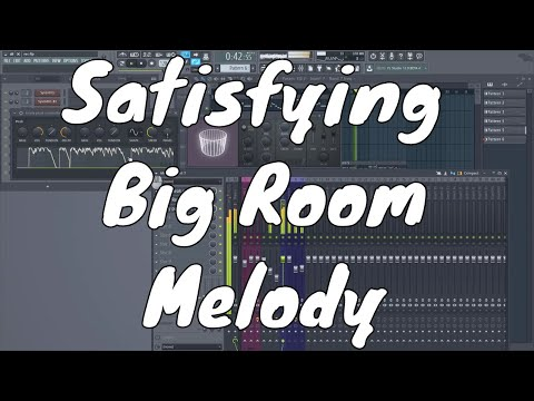 How to make an intense Big Room Break melody