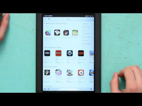 NOOK Color Application Compatibility : NOOK Tips
