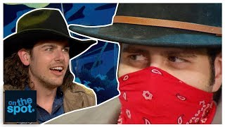On The Spot: Ep. 154 - Red Dead Blaine | Rooster Teeth