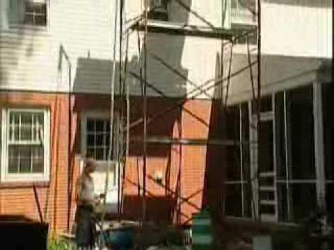 Work Safely on a Ladder