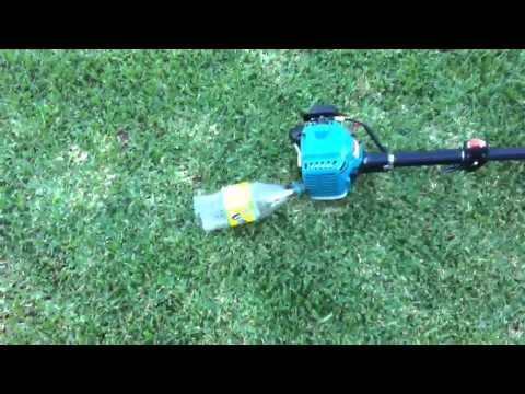Cheap Homemade Wipper Snipper Exhaust