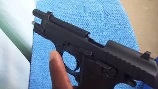 Pistola Taurus Calibre 380 Modelo 59s Oxidada