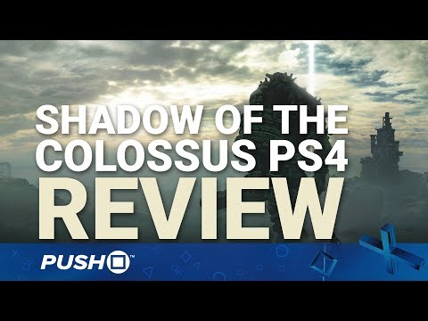 Shadow of the Colossus PS4 Remake Review: World Wander | PlayStation 4 | PS4 Pro Gameplay Footage