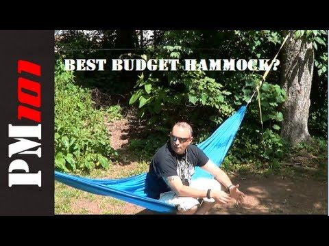 abd938d3d9a6 Walmart Equip Hammock  Best Budget Hammock I Have Found - Preparedmind101