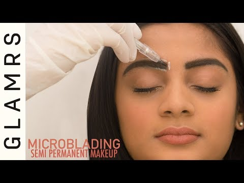 Semi Permanent Makeup - Microblading Eyebrows | Eyebrow Enhancement
