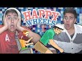 Game Time Gets Wrecked  Happy Wheels mp3