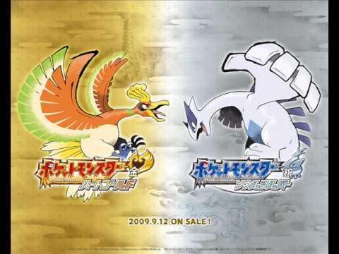 Pokemon HeartGold and SoulSilver - Indigo Plateau (Pokemon League)