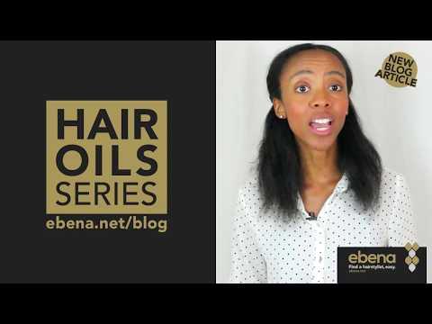 Grow long hair fast with Jojoba Oil