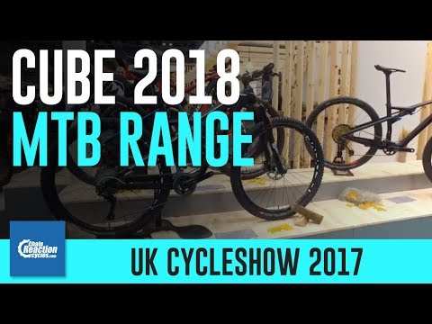 Cube mountain bike highlights 2018
