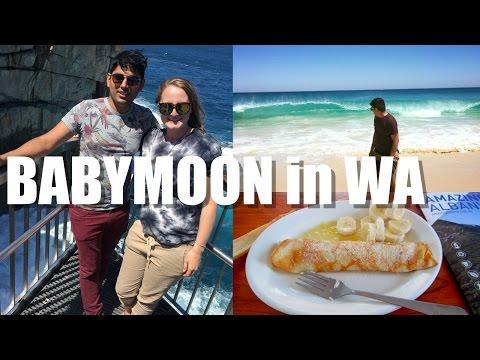 BABYMOON Road Trip in South Western Australia | Part 1 VLOG