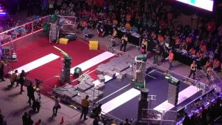 2015 Einstein FRC Champs - Finals 2