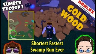 Roblox Lumber Tycoon 2 - BLUE WOOD - Maze Guide - Road Map - 20 07 2018