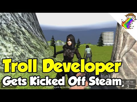 BunchOD00dz & ArcaneRaise Get Kicked Off Steam