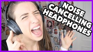 Singing With Noise Cancelling Headphones!