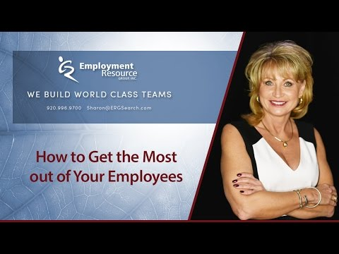Employment Resource Group: How to get the most out of your employees