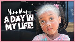 What Happened to Her at School?!   MOM VLOG
