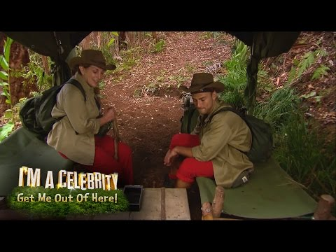 Jake And Edwina Blag For Beds | I'm A Celebrity...Get Me Out Of Here!