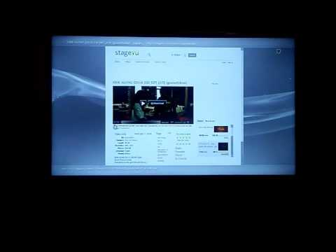 HOW TO DOWNLOAD MOVIES ON PS3 FOR FREE!!