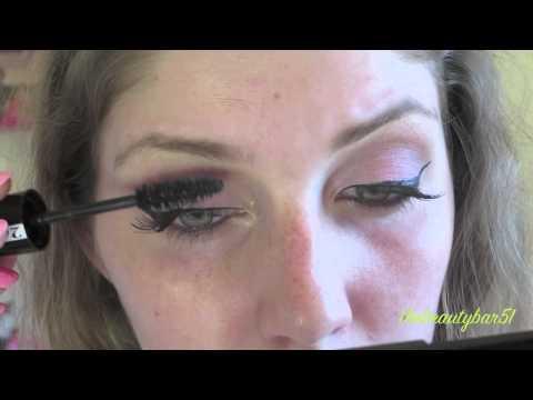 Outdoor Concert Makeup Tutorial-FRANKIE BALLARD