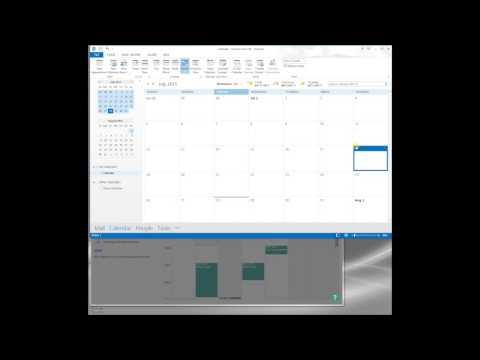How to Sync Your Outlook Calendar Desktop