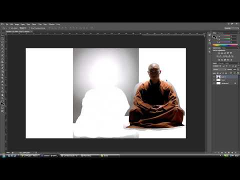 Photoshop CS6: How to cut out a certain object from a image *TUTORIAL*