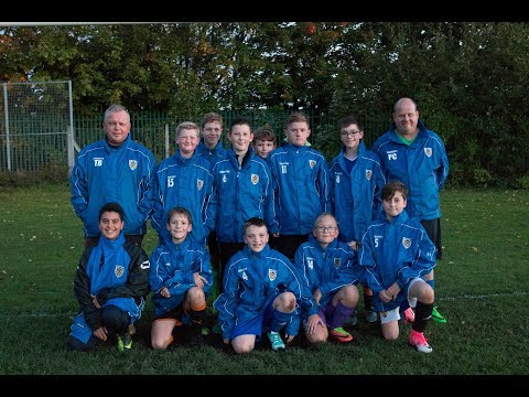 You Can - Wrockwardine Wood Football Club
