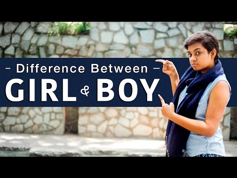 India Reacts   What is the Differences Between Boys and Girls?