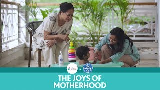 Dice Media | The Joys Of Motherhood | Ft. Sheeba Chaddha and Ronjini Chakraborty