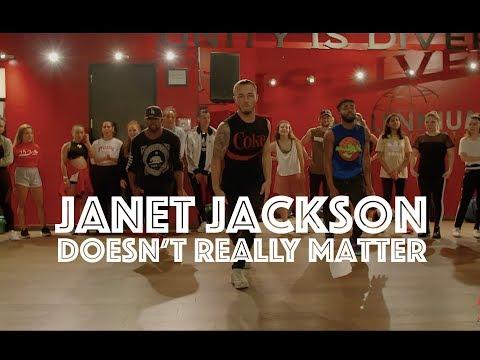 Janet Jackson - Doesn't Really Matter | Hamilton Evans Choreography