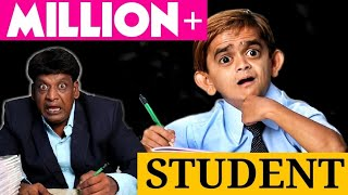 Chotu student of the year- khandesh hindi comedy