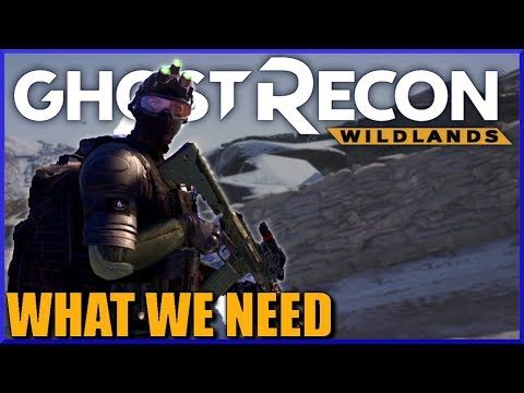 THE TOP 9 THINGS WE WANT TO SEE IN Ghost Recon Wildlands