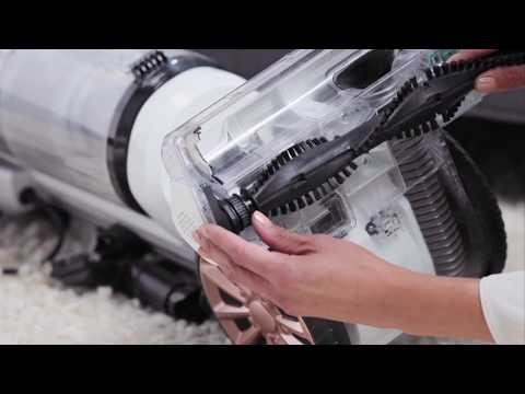 See how to properly maintain your new Eureka FloorRover vacuum