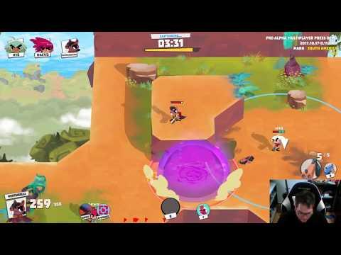Relic Hunters Legend Reveal Stream - Oct 17th 2017