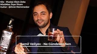 Şamil Vəliyev - Nə Gündəsən Sen ( Cover )
