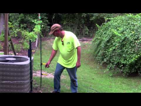 How to test an electric fence
