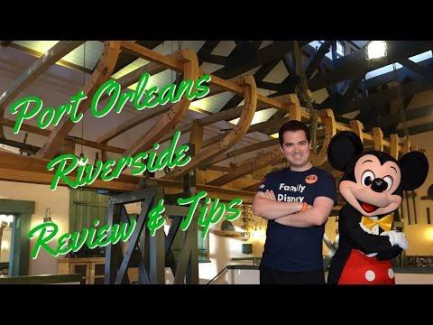 Port Orleans Riverside - Resort Review & Tips