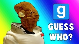 Gmod Guess Who: Star Wars Edition - It